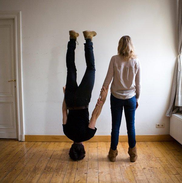 upside-down